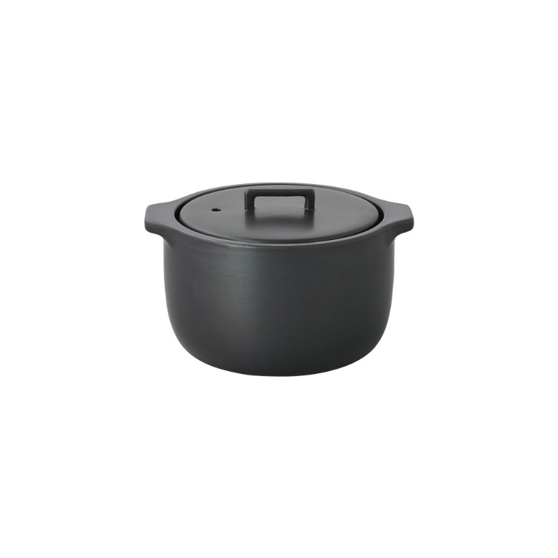 Kakomi Rice cooker 1.2L _ Black