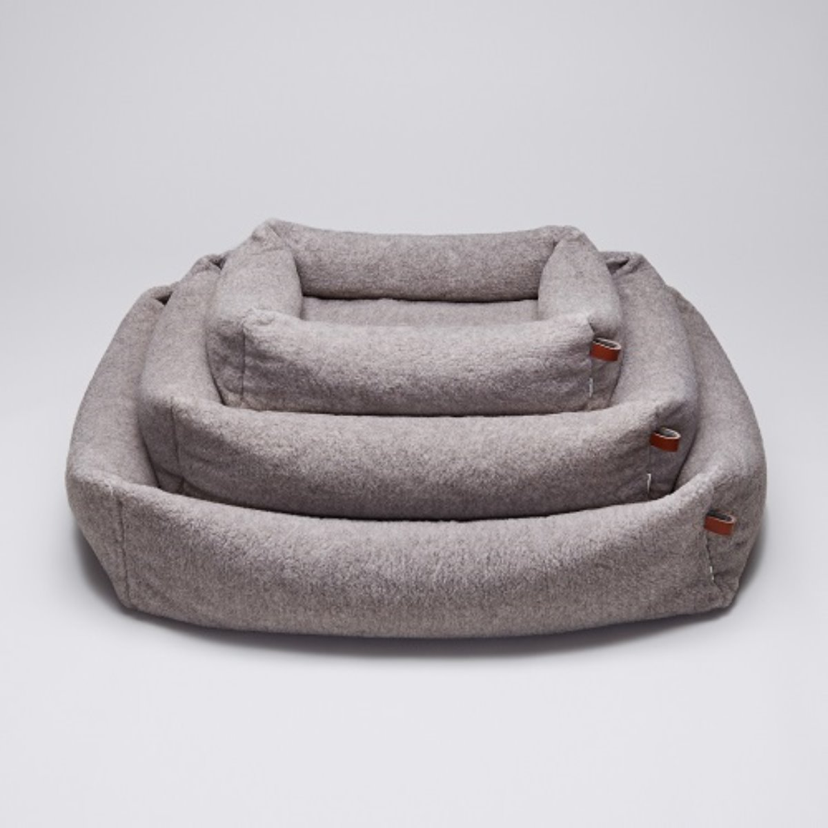 DOG BED SLEEPY DELUXE TEDDY