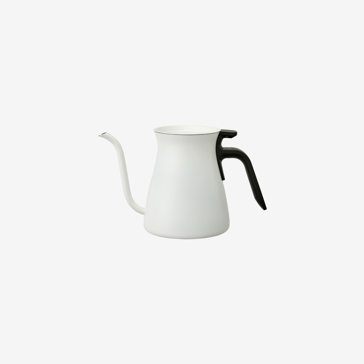 Pour Over Kettle _ White